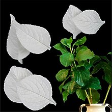 6Hortensie Blätter Silikon Form, handgefertigt