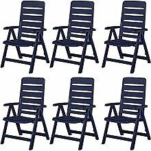 6 Kettler Nizza Gartenstühle Gartenmöbel Sessel