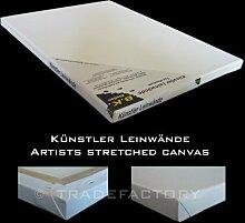 6 LEINWÄNDE AUF KEILRAHMEN 60x80 cm Leinwand