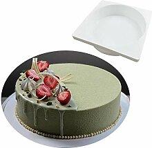 6 Löcher Diamant Silikon Kuchen Schokolade Formen