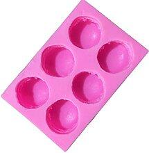 6 Löcher Macaron