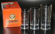 6 original Jägermeister Likör Longdrink ON ICE