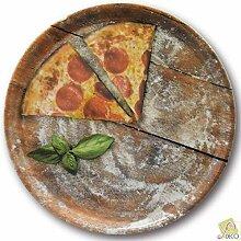 6 Pizzateller Slice - D 31 cm