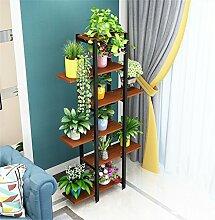 6 Reihen Blumen- / Pflanzenregale/Regal
