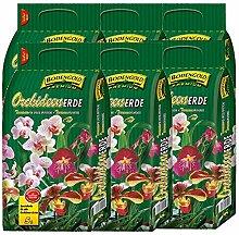 6 Sack Orchideenerde á 5L = 30 Liter BODENGOLD