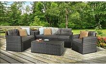 6-Sitzer Couchgarnitur Helfrich Garten Living
