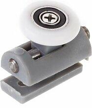6 Stk.Dusche Tür Walze Laufrad 25mm Raddurchmesser