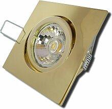 6 Stück MCOB LED Einbaustrahler Luisa 12 Volt 5