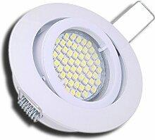 6 Stück SMD LED Einbaustrahler Lana 230 Volt 7