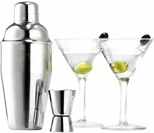 6 tlg. Cocktail-Set Chavers ClearAmbient