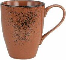 6-tlg. Kaffeebecher-Set Terra