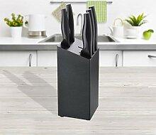 6 tlg. Küchenmesser Set Universal Brot Gemüse