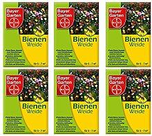 6 x 50 g Bayer Garten Bienenweide Saatgutmischung