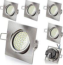 6 x stück sweet led® Flaches Design LED