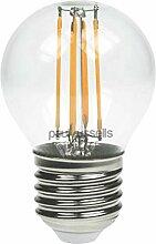 6x Vintage Stil Edison Schraube LED Filament