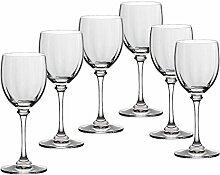 6 X Weinglas Weinkelch Römer Condor Transparent