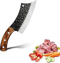 6 Zoll geschmiedet Fleisch Kleber Messer Hülle
