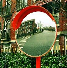 60cm UK Marke neue orange konvex Traffic Auffahrt Sicherheit Spiegel
