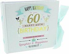 60. Geburtstag Damen Rosa und Gold Signography