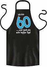 60. Geburtstag Grillschürze 60 Jahre Geschenk