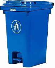 60 Liter großer Mülleimer Kunststoff-Mülleimer
