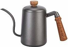 600 ml Edelstahl über Kaffeekessel gießen,