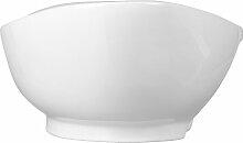 600 mm ovales Aufsatz-Waschbecken Ragnar aus