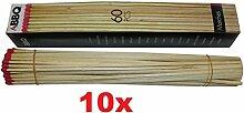600 Stk 28cm Kaminstreichhölzer XL extra lang
