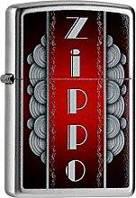 60000001 Zippo Feuerzeug Zippo Design mit