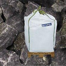 600kg BigBag - Gabionen Steine Basaltbruch -