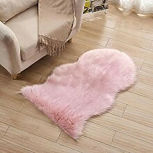 60100CM Fashion Long Wool Carpet Sofa Cushion Seat