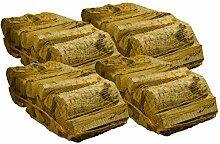 60kg mumba®-Feuerholz * BIRKE * Kaminholz