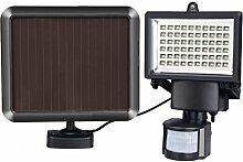 60LED PIR Solar Fluter Sicherheit Bewegungsmelder