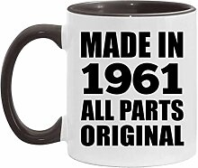 60th Birthday Made in 1961 All Parts Original -