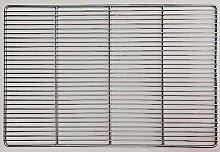 60x40cm Grillrost Edelstahl rostfrei rechteckig