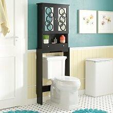 61 x 170 cm Toiletten-Regal Fordingbridge 17