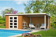 610 cm x 305 cm Gartenhaus Wilks Garten Living