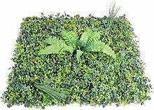 6271, Wand-Space Pflanze grün 9 x 100 x 100 cm
