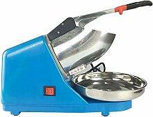 65 kg/h Elektrisch Eis-Crusher Eiswürfelmaschine