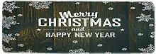 67 Zoll Weihnachtsart Dekoration Anti Rutschmatte