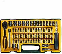 69pcs Tragbare Auto-Reparatur-Tool-Kit