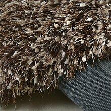 6cm dicken Teppich einfache Verdickung elastischer Stretch Garn Teppich Wohnzimmer Couchtisch Teppich den Schlafsofa Schlafzimmer Teppichgarn Flagge flauschigen Stretch + Upgrade 140 * 200cm