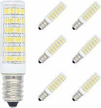 6er 7W E14 LED Lampe Energiesparlampe Birne