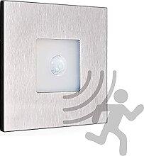 6er SET LED Treppenbeleuchtung mit Bewegungsmelder