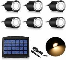 6er-Set Mini-LED-Strahler