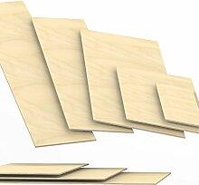 6mm Sperrholz-Platten Zuschnitt Länge bis 150cm