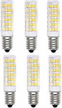6Stück 7W E14 LED Lampe Leuchtmittel Glühbirne