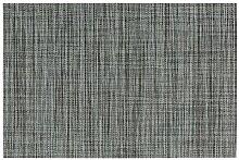 6teiliges Platzset 6er in grau meliert Tischset Platzdeckchen Platzdecke Dekoration Küchendeko Tischmatte
