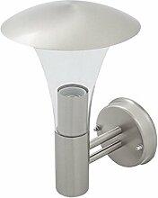 6W LED Aussenleuchte, 1-flammig LED Wandlampe, LED