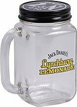 6x Jack Daniels Lynchburg Lemonade gläser glas